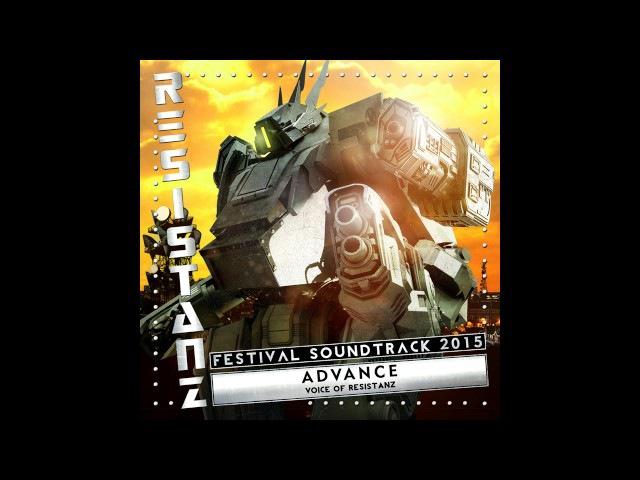 Advance - voice of resistanz