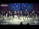 BE Y.OURSEL.F — Dance Show Crew @ Project818 Russian Dance Championship 2013