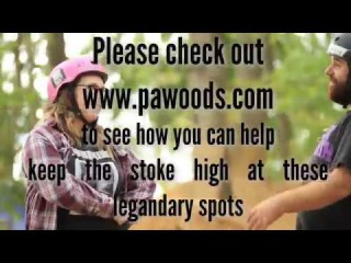 Catty Woods and Posh Woods Women's Weekend in the Woods 2017