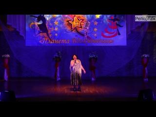 Конкурсное выступление  Людмилы Горбачевой на Фестивале Планета Вдохновения  !!!