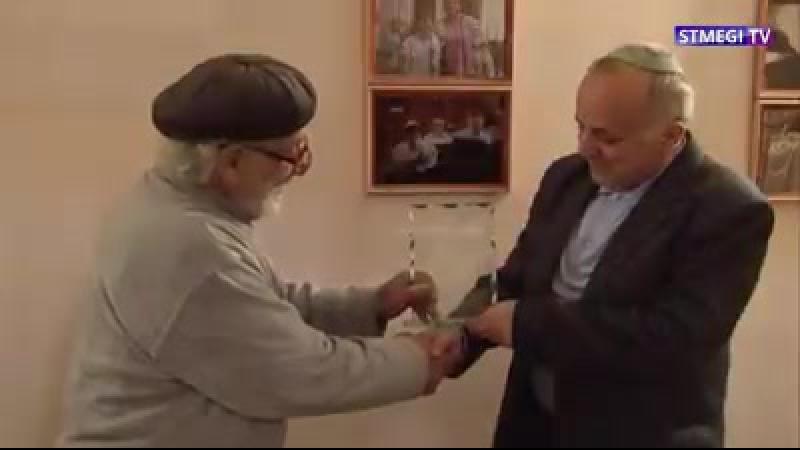 Обладатель премии С Вайнштейна Шалум Мигиров