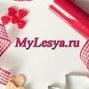 MyLesya.ru - Блог о сладостях и домашней выпечке