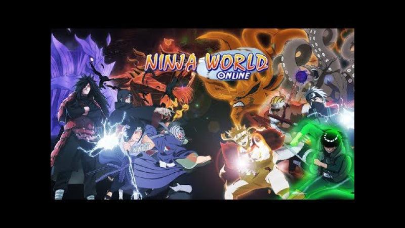 Ninja World : Opogame : s341 Хаширама 8
