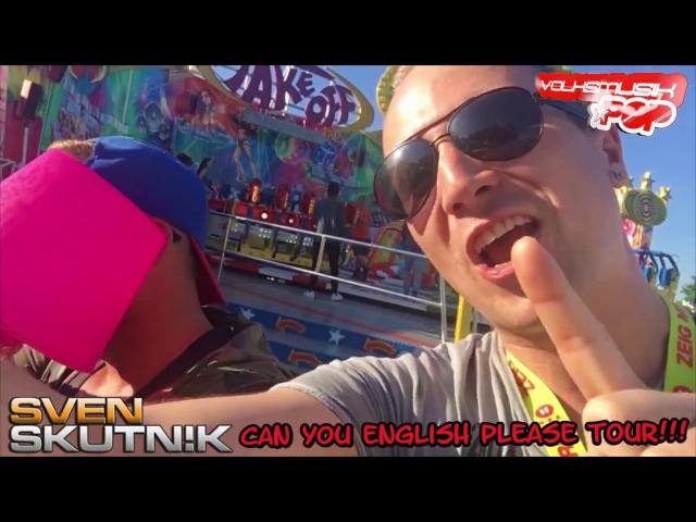 Can you english please Tour Sven Skutnik