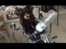 Honda Steed VLX VT600 Carbaretor Balancing