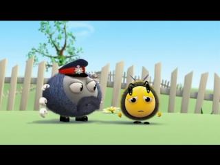 Мультики для детей. Пчелиные истории Танцующая пчелка серия 25