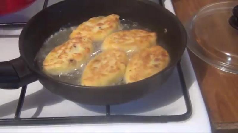 Картофельные зразы прямо тают во рту бюджетный вариант Potato catlets zrazy