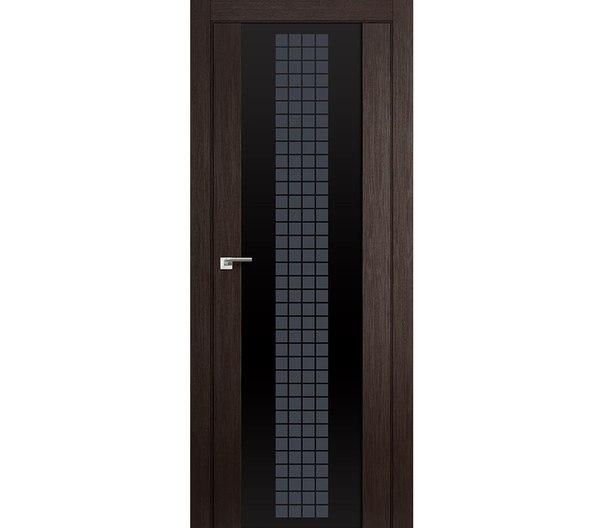 Межкомнатная дверь PROFIL DOORS 8U (Темно Коричневый)