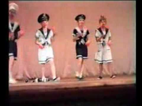 Vova's first juggling act named Sailors