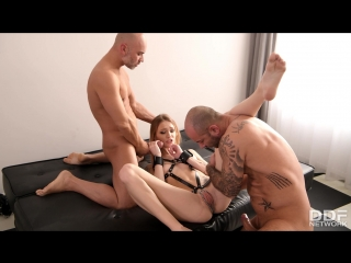 Belle Claire - Fisted, Fucked and Humiliated Anal, Fisting, Toys, DP, Facial, Hardcore, MMF, Threesome, 1080p