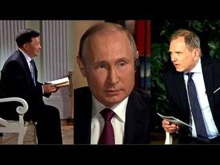 Почувствуй РАЗНИЦУ! Путин ответил на вопросы китайских СМИ. Австрийские журналисты в ШОКЕ!