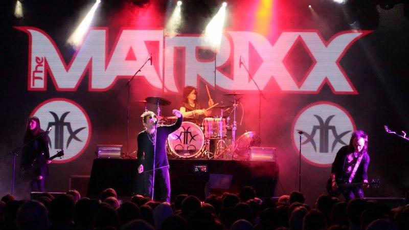 The MATRIXX – Инцептионус (Москва, клуб RED, 30 марта 2018)