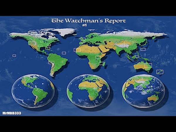 The Watchman's Report 1 - World Events - 14 Days to Cosmic Anomaly
