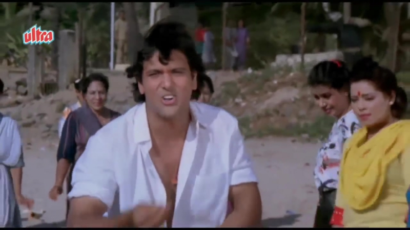 Bam Bam Bambai Govinda Amit Kumar Swarg Song