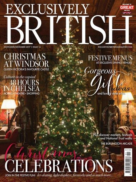 Exclusively British Magazine 2017