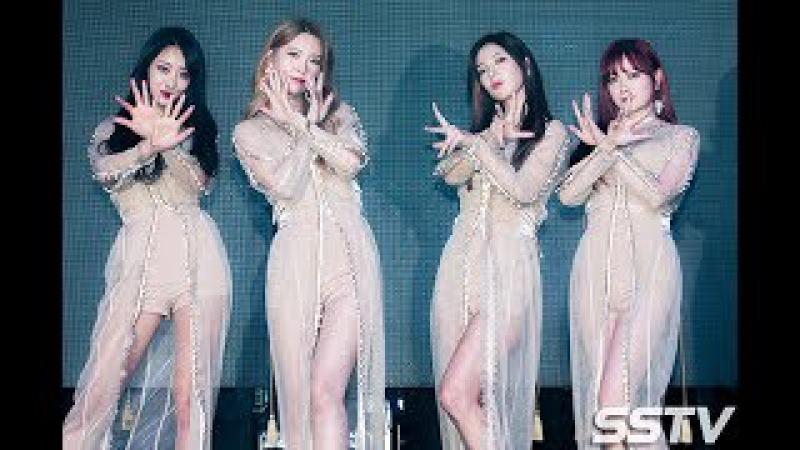 SSTV 나인뮤지스 혜미 NINEMUSES HYEMI '계약 만료' 걸그룹 '해체' 소식을 본 심경