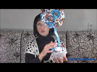 """Приглашение на мастер-класс Елены Семановой """"Топиарий Мечта"""" 27 января"""