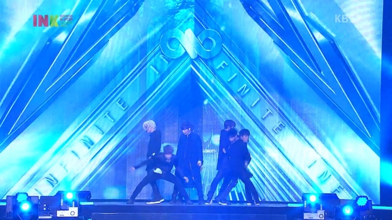 INFINITE - The Eye @ INK Incheon K-pop Concert 161016