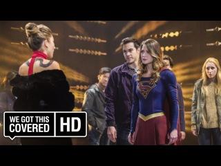 "Supergirl 2x09 ""Supergirl Lives"" Extended Promo"