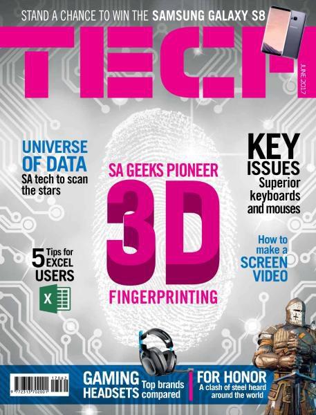 Tech Magazine June 2017