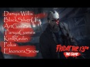 [Dariya Willis BlackSilverUfa ArtGames TanyaGames] Friday the 13th game