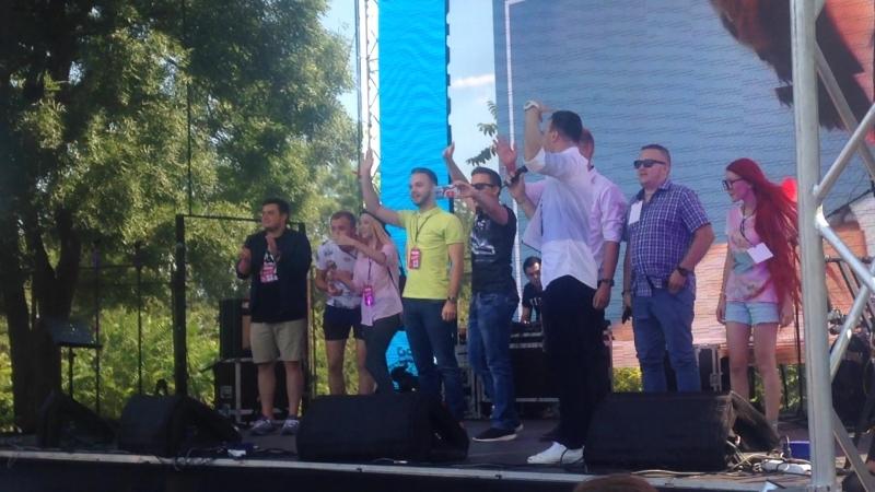 Одесские блогеры на Видеодессе