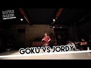 Goku (RK) Vs Jordy (Alliance crew) / Top 8 / Battle E-lines