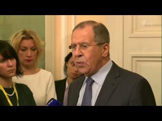 Судя повыступлениям некоторых западных политиков, холодная война еще незакончилась, заявил глава МИД РФСергей Лавров
