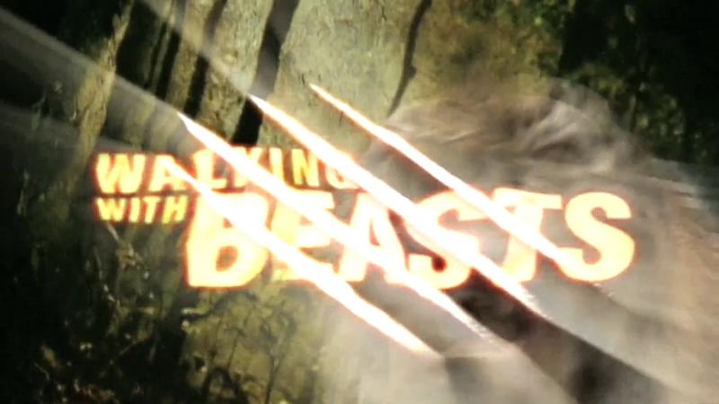 BBC Прогулки с чудовищами 6 серия Путешествие мамонта