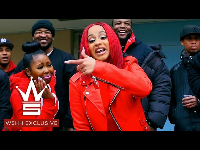 Cardi B Red Barz WSHH Exclusive Official Music Video