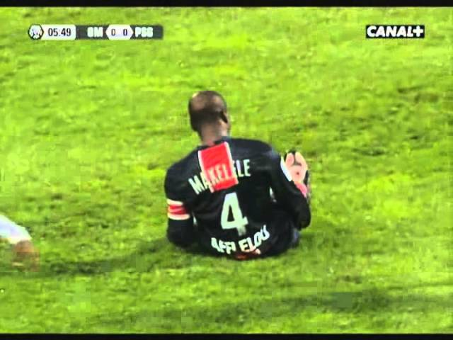 OM PSG 10ème Journée de Ligue 1 2008 2009