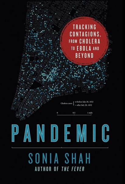 Sonia Shah - Pandemic