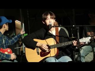 170924 South Club 남태현 (대구버스킹11) - MENT4 불꽃놀이 소리, 다음곡 소개