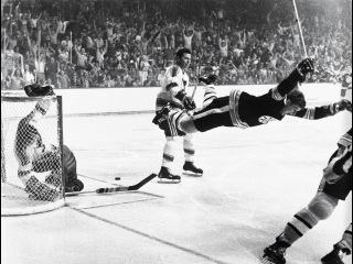 1970 Stanley Cup Winner Bobby Orr (CBS) HD FULL
