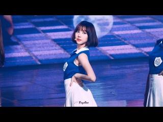 [4k] 161229 여자친구 은하 직캠 Intro + 다시 만난 세계 @KBS 가요대축제