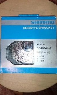 Кассета МТБ Shimano Acera HG41, 8 скоростей 11-32