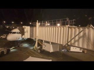 Задержали рейс в Нью-Йорк из-за лесных пожаров / Блог толстяка в New York / part 1