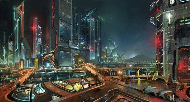 sci fi art - HD1700×913