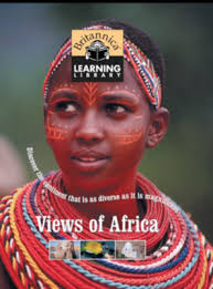 Book cover Britannica Learning Library 012 - Views of Africa