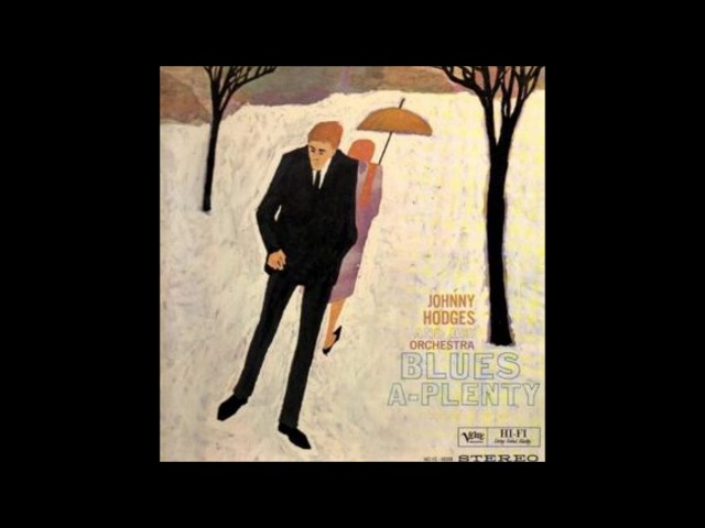 Johnny Hodges Blues A Plenty Full Album