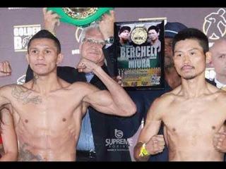 Fight Night Champion Мигель Берчельт - Такаши Миура (Miguel Berchelt - Takashi Miura)