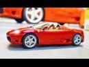 Мультфильм про ГОНКИ! Гоночные Машины в Городке - Мультики для детей СБОРНИК Вес