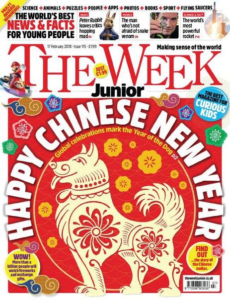 The Week Junior UK – 16 February 2018