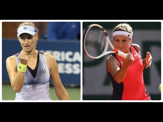 Timea BACSINSZKY vs Ekaterina MAKAROVA Miami Open 2018 Highlights HD