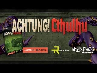 Achtung! Cthulhu Tactics - The Forest of Fear (Kickstarter Video)