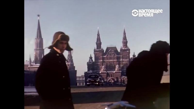 Amerikan Ajanın Sovyet Rusyada çektiği gizli kamera görüntüleri 1953