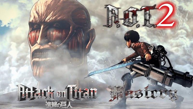 Attack on Titan 2 Caserma Ufficio Soldati Parte 6 Gameplay XboxOne X
