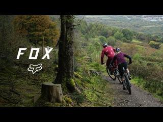 Fox MTB I Bruni, Seagrave & Lacondeguy takes on Bike Park Wales