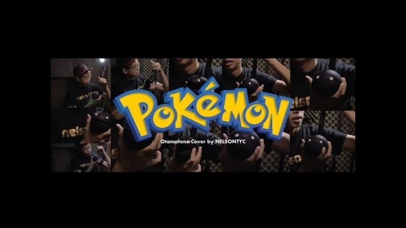 Pokemon Theme Song Otamatone Cover by NELSONTYC