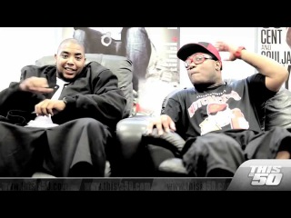 """Thisis50: Cash Money's """"Glasses Malone"""" Talks Selling Drugs, His Name & More"""
